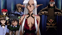 Check it out - hentai story with elf and horny guys