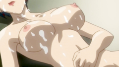 Busty short-haired gal gets what she deserves - hentai porn
