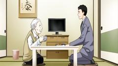 Hentai sex cartoon with busty and horny secretary
