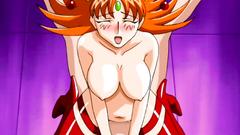That busty redhead slut loves the taste of a fresh jizz