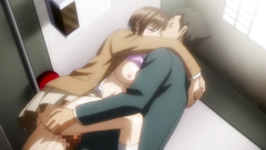 Office quickie with a stunning hentai babe