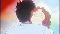 Old school classic hentai erotic cartoon