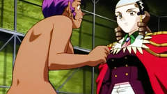 Not casual hentai anime cartoon with hot babes and weird creatures