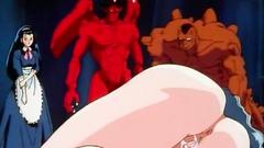 Crazy fantasy anime hentai porn cartoon with sexy girls