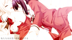 Adorable 18yo schoolgirls teasing each other