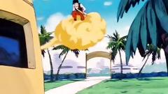 Dragon ball characters in hardcore cartoon fuck parody