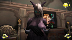 Hor babes from World of Warcraft fuck each other
