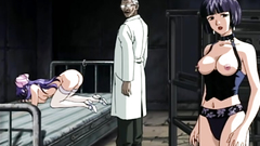 In this hospital they love bdsm and fetish games
