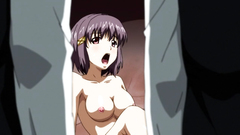 Sweet naked anime babes get fucked in this toon