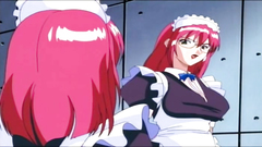 hentai futa maid