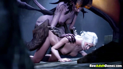 The Witcher and Warcraft porn compilation